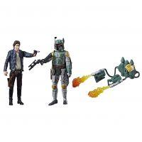 Hasbro Star Wars Set 2 figurine E8 SWU 3.75' Deluxe