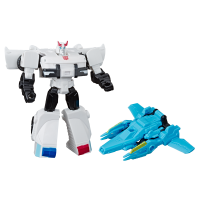 Hasbro Transformers Cyberverse Battle Prowl and Cosmic Patrol