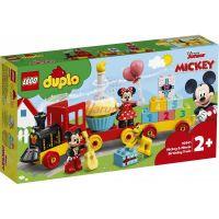 Lego Duplo Trenul zilei aniversare Mickey si Minnie L10941