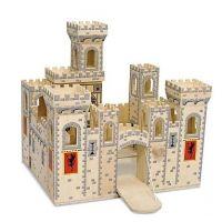 Melissa&Doug - Castel medieval pliabil