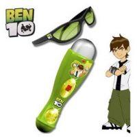 Reig Musicals - Set microfon si ochelari Ben 10
