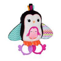 Bright Starts - Jucarie Pinguin multicolor