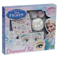 Ghiochi Preziosi - Set Machiaj Diamond Frozen
