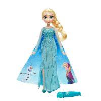Hasbro - Papusa Elsa cu Mantie Magica