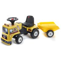 Falk - Camion Baby Chantier cu Remorca