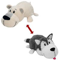 Jay Play - Mascota FlipaZoo Catel Husky si Urs Polar