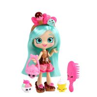 Moose - Papusa Shopkins Shoppies Peppa-Mint