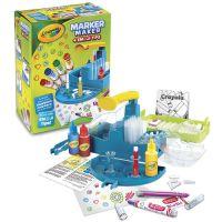 Crayola - Set Fabrica de Carioci Marker Maker cu Emoji