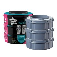 Tommee Tippee - Rezerve Twist and click x 3 buc