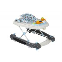BabyGo - Premergator multifunctional 3 in 1 Blue resigilat