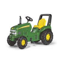 Rolly Toys - Tractor cu pedale copii 035632 Verde