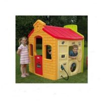 Little Tikes - Casuta benzinarie 4 in 1