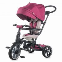 Coccolle - Tricicleta cu scaun reversibil Modi Plus Violet