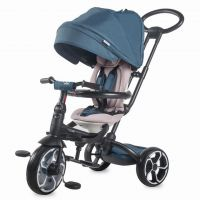 Coccolle - Tricicleta cu scaun reversibil Modi Plus Albastru
