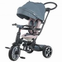 Coccolle - Tricicleta cu scaun reversibil Modi Plus Gri