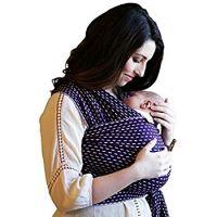 Boba - Wrap elastic pentru purtarea bebelusilor Limited Edition Kantha