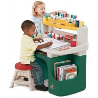 Step2 - Masuta birou pentru copii Art Master activity desk