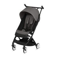 Carucior ultracompact Cybex Libelle Soho Grey, 5,9 kg