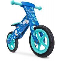Toyz - Bicicleta lemn fara pedale Zap Blue