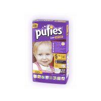 Pufies - Scutece numarul 5 Junior 52 buc