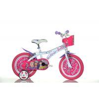 Bicicleta Barbie 16 inch Dino Bikes