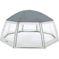 Pavilion piscina sau gradina Bestway Pool Dome 600 x 600 x 295 cm