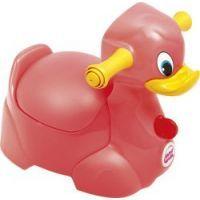 OkBaby - Olita Quack cu manere Roz