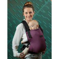 Isara - Marsupiu ergonomic toddler 8luni+ burgundivine