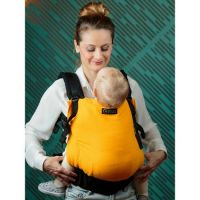 Marsupiu ergonomic Isara toddler 8luni+ half wrap conversion sundance