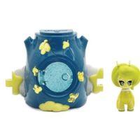 Giochi Preziosi - Figurina Glimmies in casuta albastra