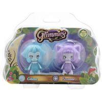 Giochi Preziosi - Set figurine glimmies Celeste si Foxanne