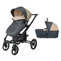 DHS Baby - Carucior 2 in 1 Arrow Bej