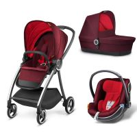 GB - Carucior 3 in 1 Maris Dragonfire Red