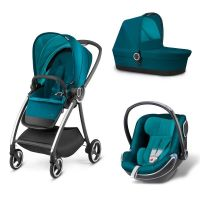 GB - Carucior 3 in 1 Maris Capri Blue
