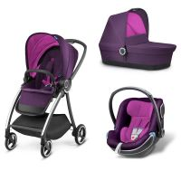 GB - Carucior 3 in 1 Maris Posh Pink