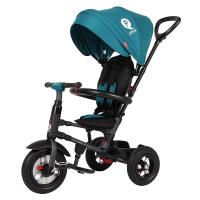 Qplay - Tricicleta pliabila Rito AIR 12+ luni Albastru Deschis