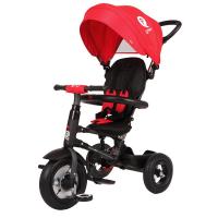 Qplay - Tricicleta pliabila Rito AIR 12+ luni Rosu