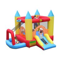 Happy Hop - Spatiu de joaca play center 4 in 1