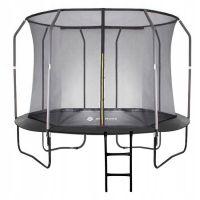 Trambulina copii 366 cm cu scara si plasa de protectie Premium T002