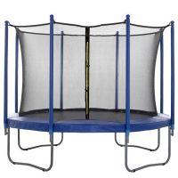 Plasa siguranta pentru trambulina 244 cm cu 6 stalpi  interior