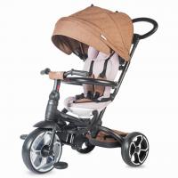 Tricicleta multifuntionala Coccolle Modi+ Plus Maro