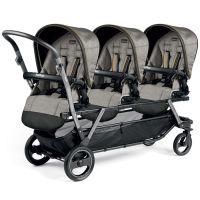 Peg Perego - Carucior tripleti Triplette Sw
