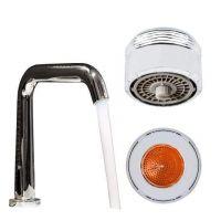 Aerator baterie chiuveta pentru economisire apa, reglare debit 2-8L/min