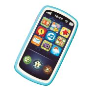 Jucarie smartphone cu functie inregistrare voce Smily Play
