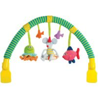 Taf Toys - Arcada carucior Soricelul Salvamar