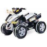 ATV Toyz Raptor 2x6V Black