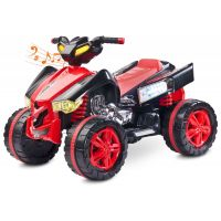 ATV Toyz Raptor 2x6V Red