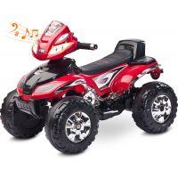 ATV electric Toyz Quad Cuatro 6V Red