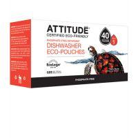 Attitude - Detergent de vase automat 40 pernite
