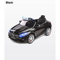 Masinuta electrica Toyz Mercedes-Benz S63 AMG 12V Black cu telecomanda